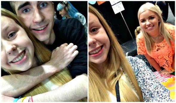 #SitC2015 Charisma selfies