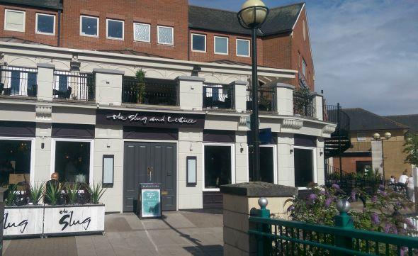 Slug and Lettuce Chelmsford - formerly Yates Chelmsford