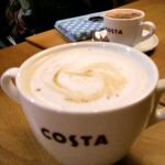 My Sunday Photo – Costa Coffee break