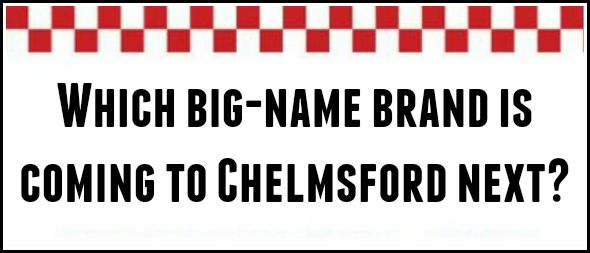 Five Guys Chelmsford – Another big name coming to the city?