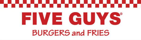 Five Guys Chelmsford, Essex