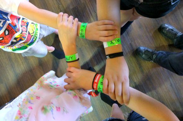 Jump Street Colchester wristbands