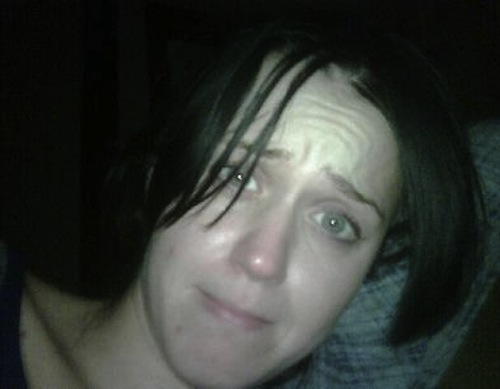 Katy Perry without make-up