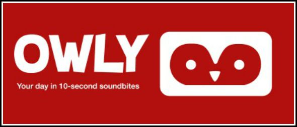 Owly – Capturing your day in 10 second soundbites
