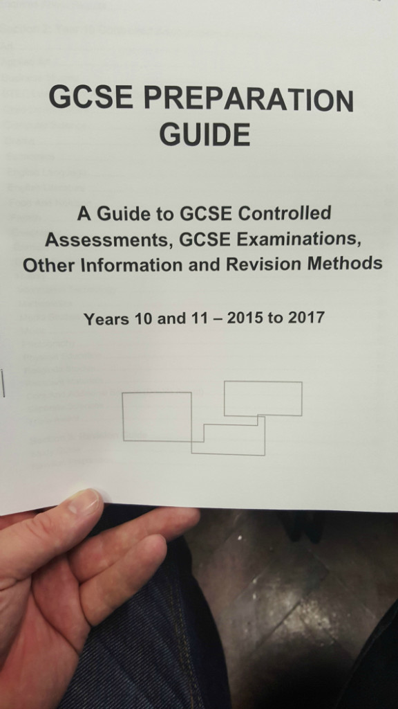 GCSE changes - GCSE preperation guide - Taken from the artlce 'GCSE changes' by DannyUK.com