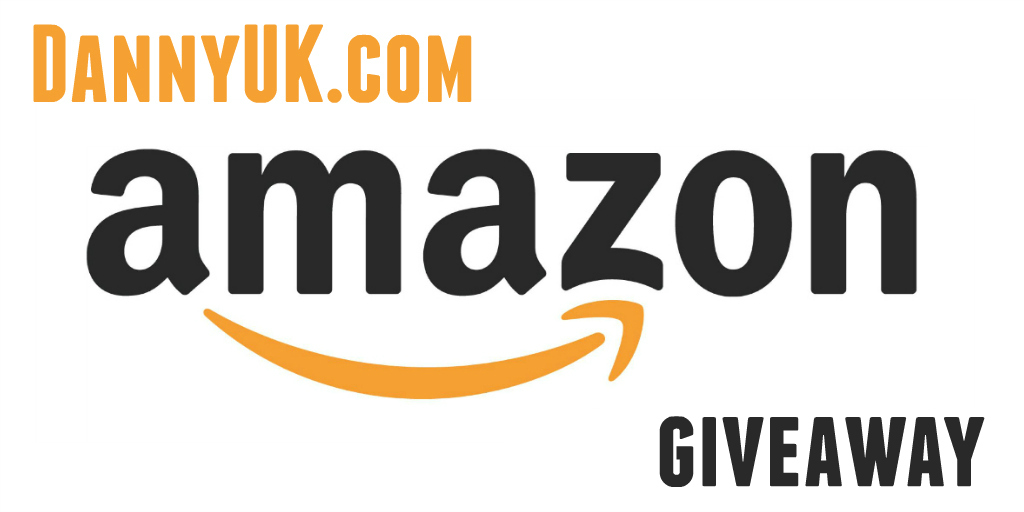Amazon voucher giveaway winners Twitter header - Taken from a DannyUK.com giveaway