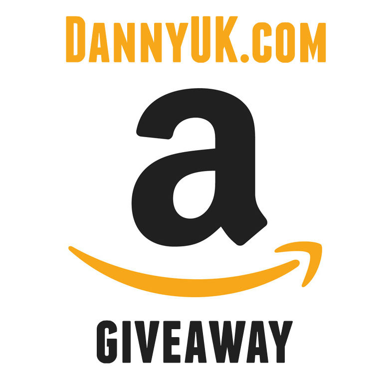 Instead of an amazon promo code, you can see all of our competitions at dannyuk.com/category/competitions