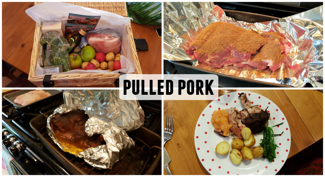 Pulled pork montage - An easy dish from start to finish!