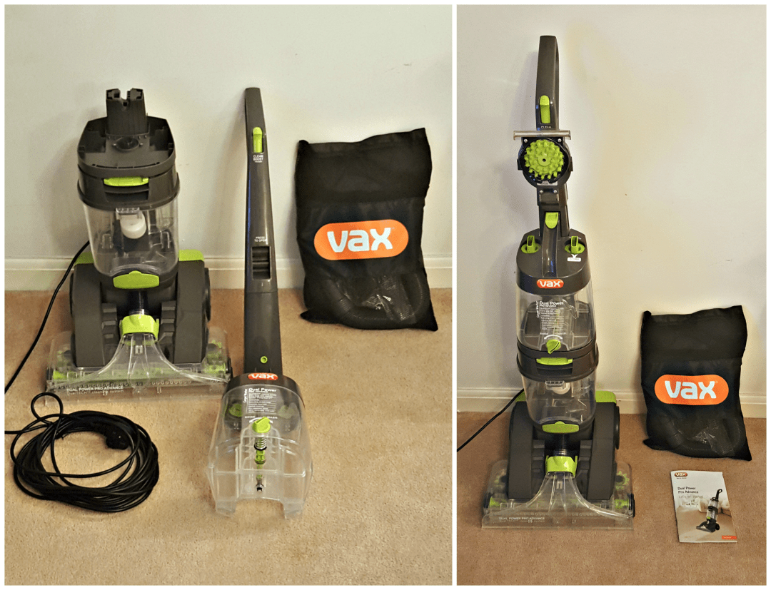 Review: Vax dual power pro advance carpet cleaner w85-pl-t