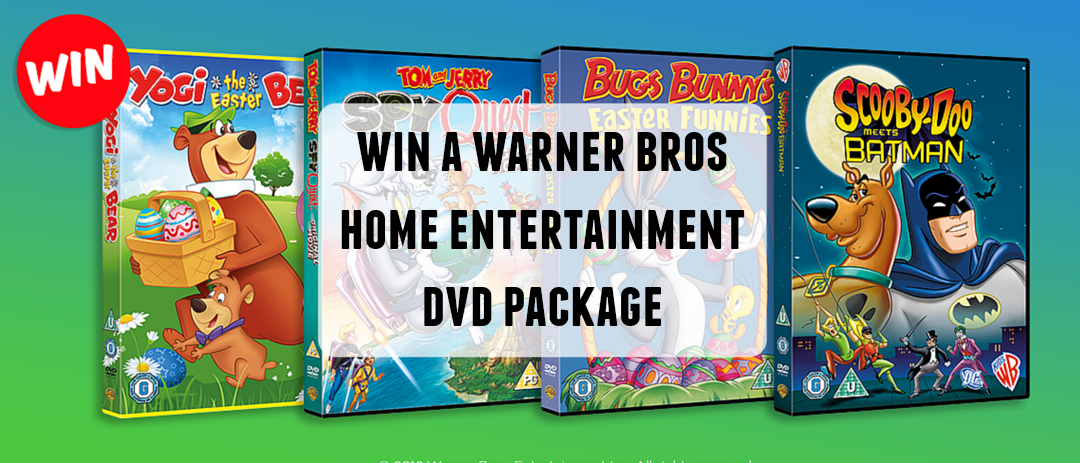 Win a Warner Bros. Home Entertainment DVD Package inc Scooby Doo Meets Batman