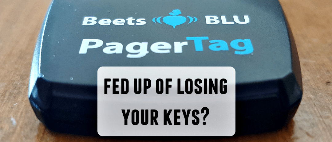 Stop losing your keys – Beets BLU Key finder