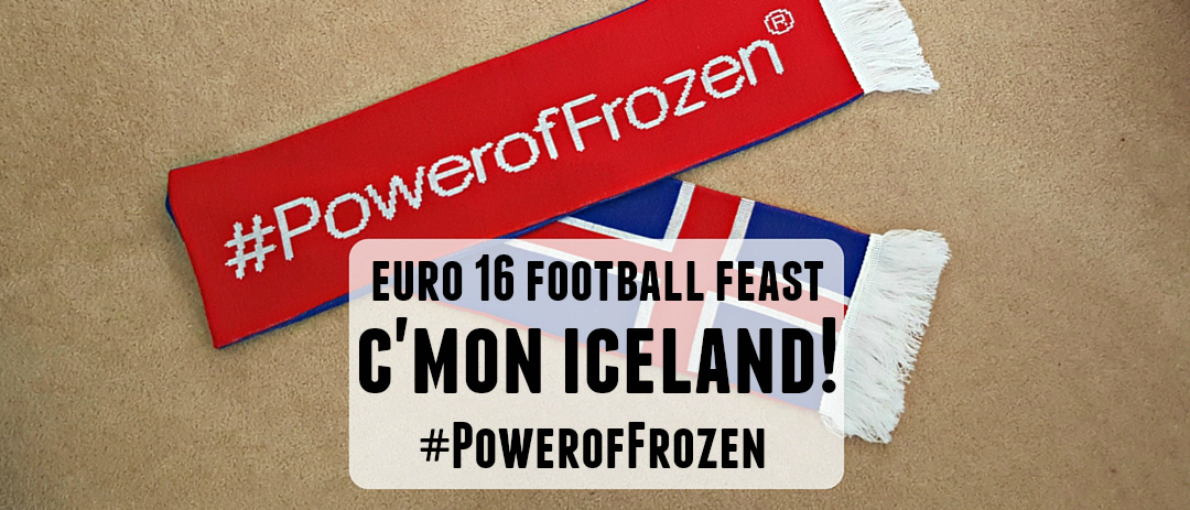 Football Feast – Supporting Iceland in Euro 2016