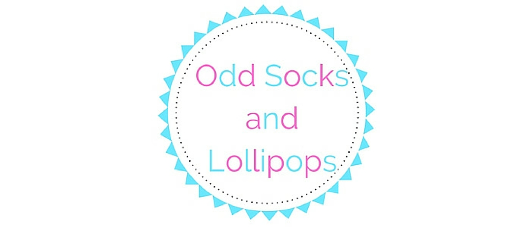 Odd Socks and Lollipops - site badge