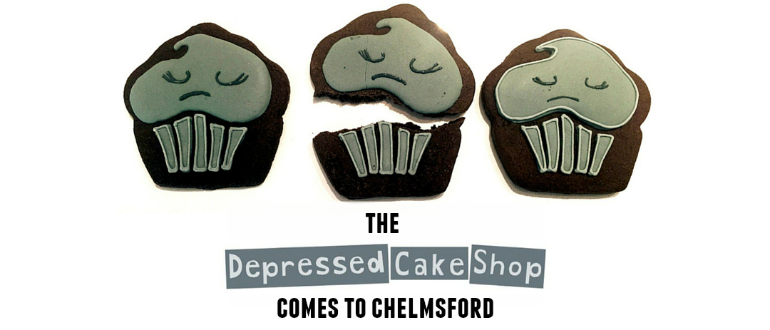 The Depressed Cake Shop comes to Chelmsford this weekend!