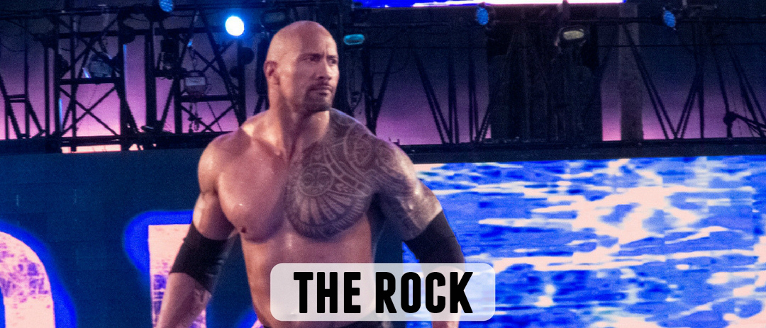 I always thought that The Rock was unique
