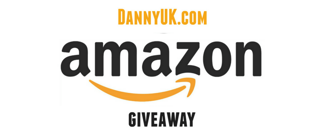 June giveaway – Win a £50 Amazon voucher!