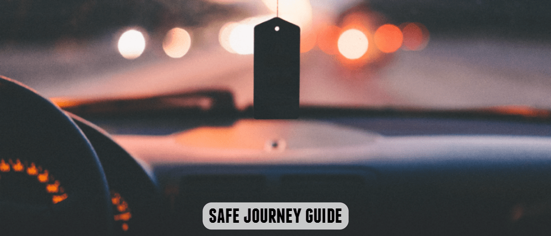 My Safe Journey Guide to low-risk road habits
