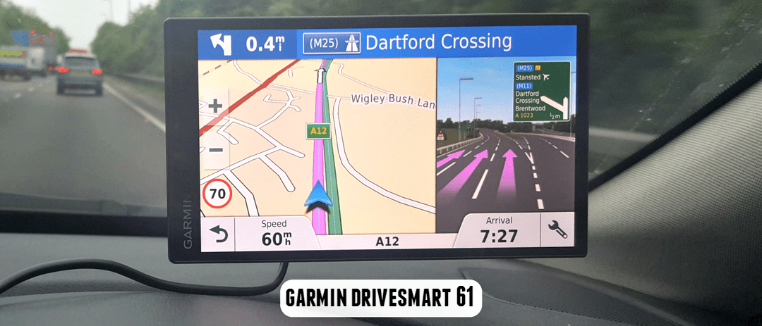 Review: Garmin DriveSmart 61