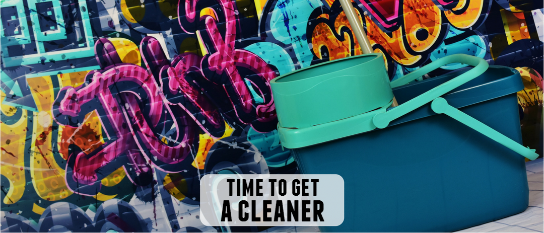 Admitting defeat – Is it time to get a cleaner?