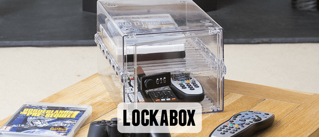 Lockabox – Stop food being stolen from the fridge