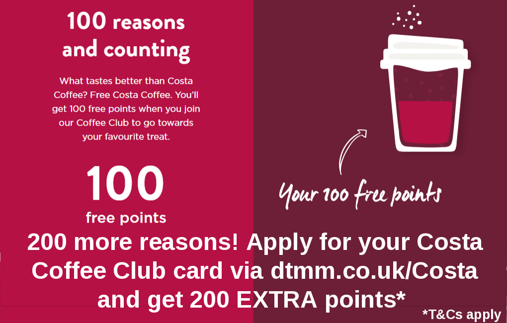 Free Costa points
