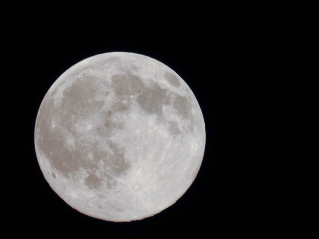 Nikon P900 Full Moon-2