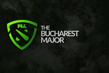Bucharest major logo