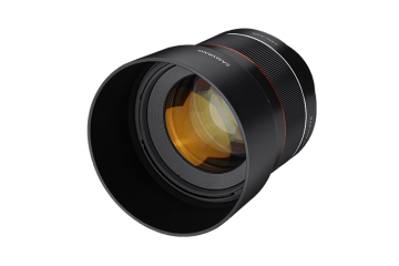 Samyang 85mm f/1.4 FE