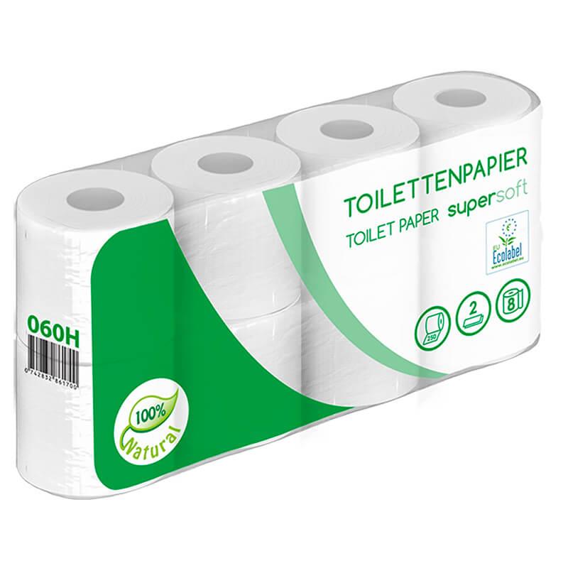 Toiletpapir 2-lags