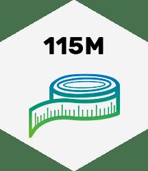 115 Meter