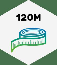 120 Meter