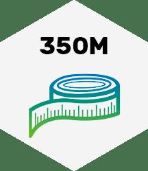 350 Meter