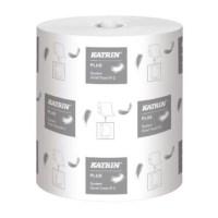 Katrin Plus Håndklæderulle 140m 2-lags 6 ruller