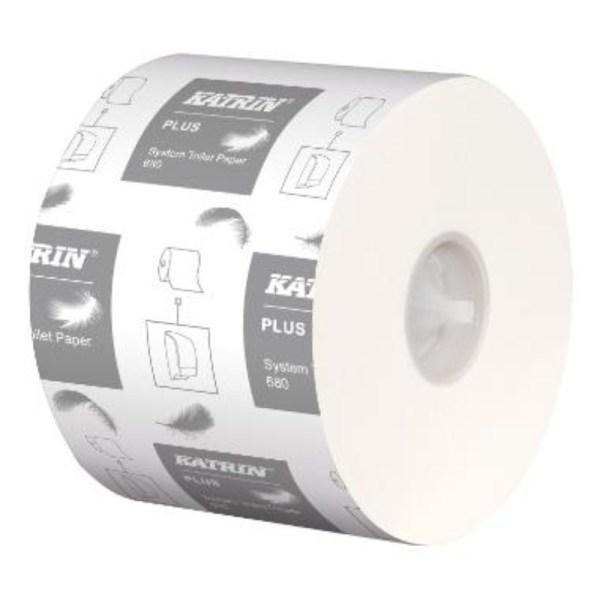 Katrin Plus Toiletpapir 2-lags
