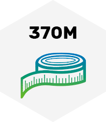 370 Meter
