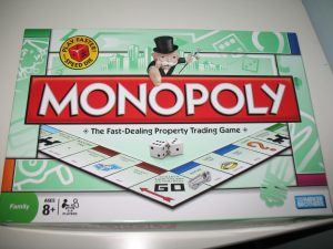 Monopoly (British Edition) in its current branding