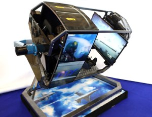 """Fly"" motion simulator"