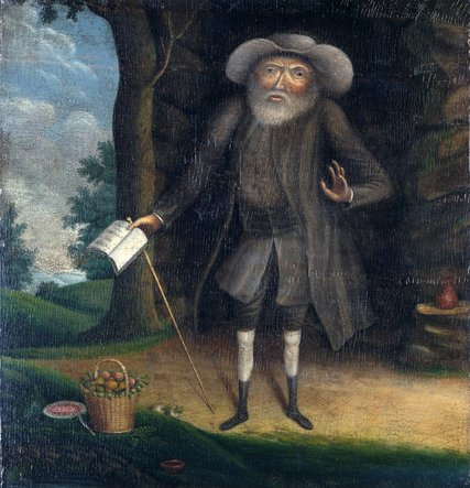 Benjamin Lay, 18th century Quaker and dwarf
