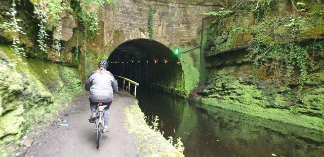 Entrance to the Falkirk Tunnel