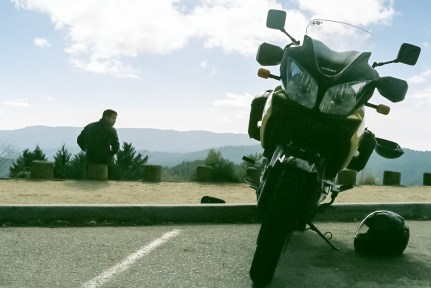 One of my favorite motorcycle photos (c) Anel Issacs