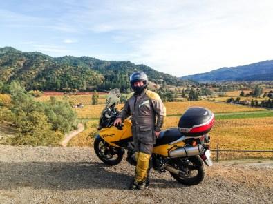 Impromptu Wine Country Ride