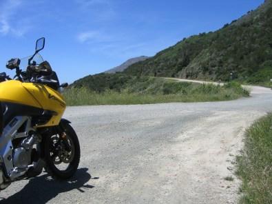 Climbing up the CA Coast