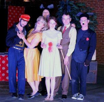 Cast of Hotel Bardot