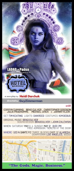 Hotel Bardot Poster