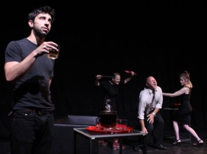 Black Glass- Padua Playwrights & Open Fist Theatre Company (2012)