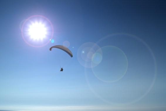 Paraglider #3 HDRi