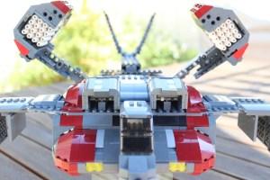 Photo of Lego MOC Dropship