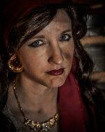 Kari McClure-Mentzer as Justice Death