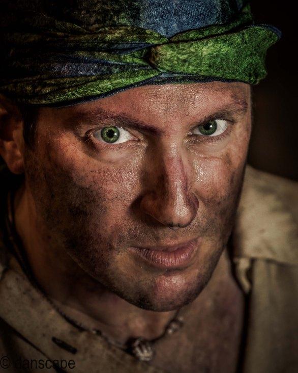 Daniel Baumer as Josiah Bland
