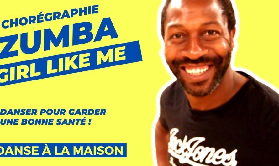 Comment danser une chorégraphie Zumba sur Girl like me (Black Eyed Peas)